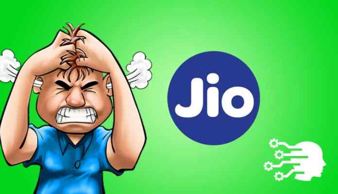 Reliance Jio Unwanted Calls