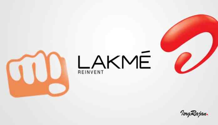 Micromax, Lakme and Airtel