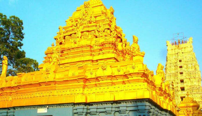 Sree Ksheera Ramalingeswara Temple At Palakollu