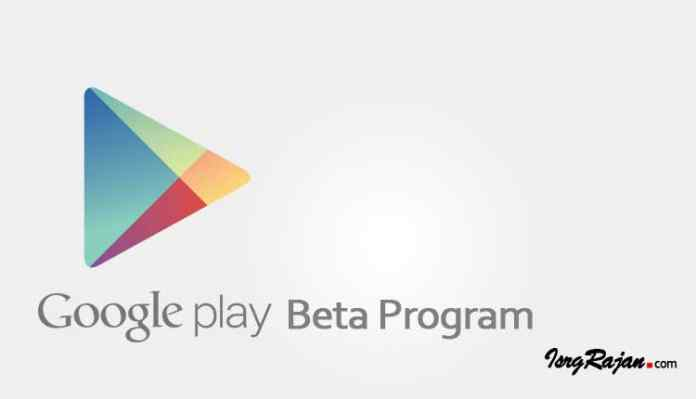 google play beta program