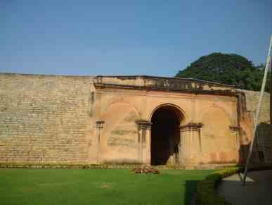 Bangalore Fort Entrance