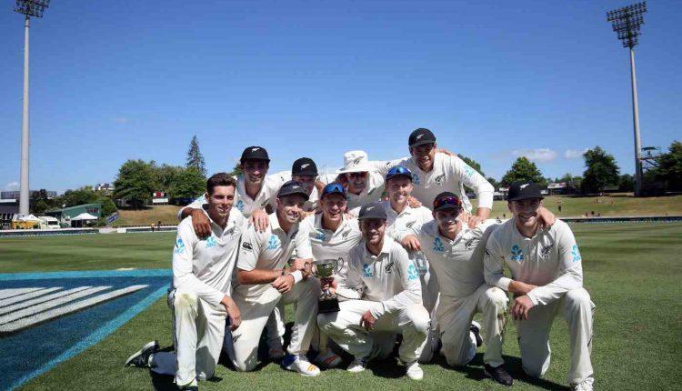 West Indies Team in white uniform
