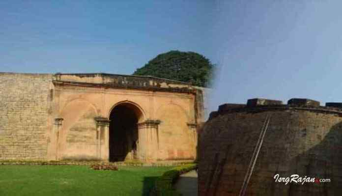 Bangalore Fort, Lalbagh