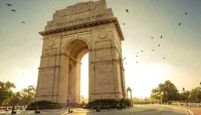Beautiful Photo of India Gate Delhi