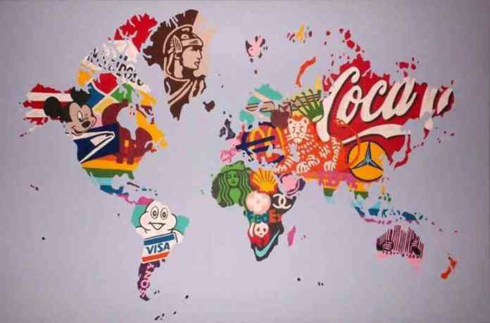 Consumerism World Map