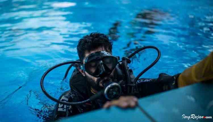 Diving in India
