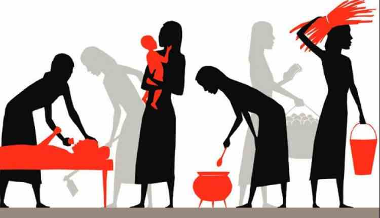 Invisible work of Indian Women