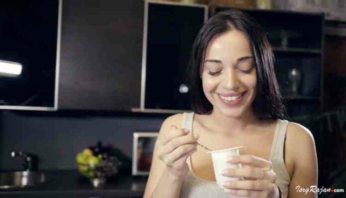 Oral Hygiene Indian Girl