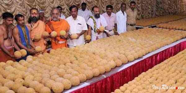 Tirupati Laddo
