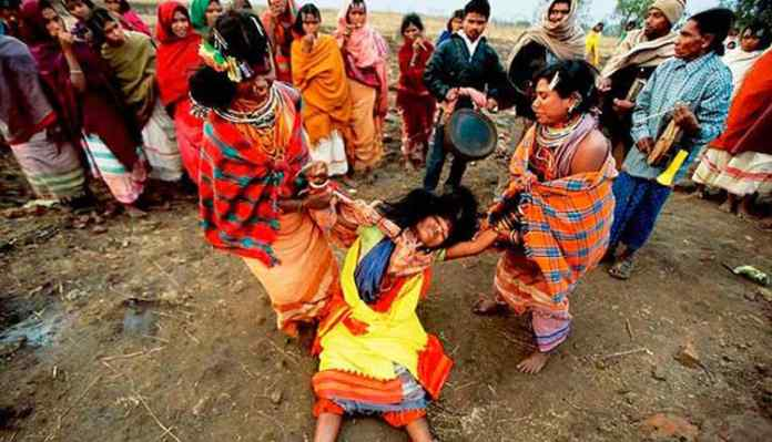 WITCH HUNTING in India