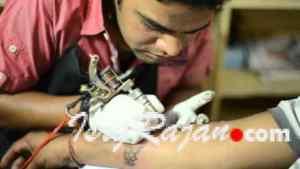 Tattoo Artist as a Profession