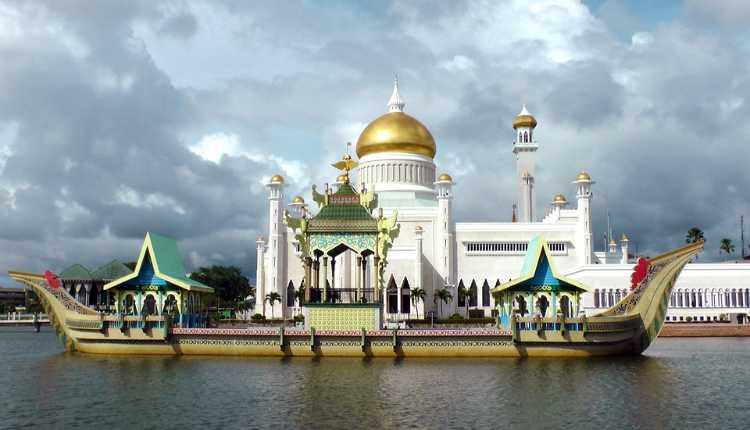 Brunei, India, Relationship
