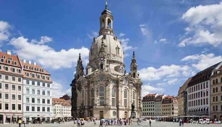 Church of the Lady or Frauenkirche
