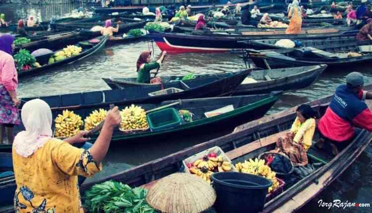 Floating Market kolkata