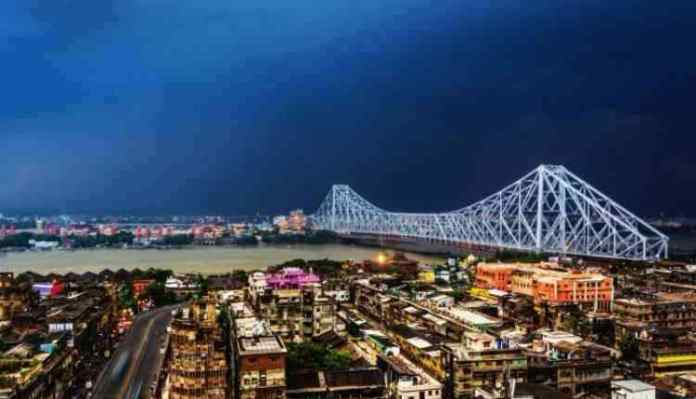 Howrah Bridge in Kolkata