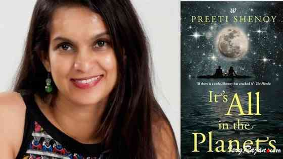Its all In the Planets author