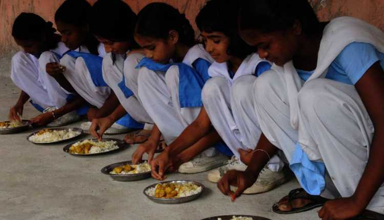 Midday Meal Scheme