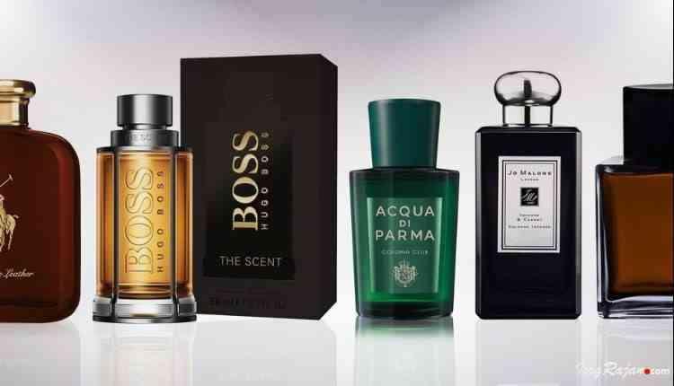 Perfumes as gift