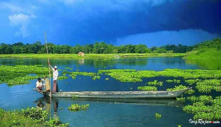 Riverine Island Majuli
