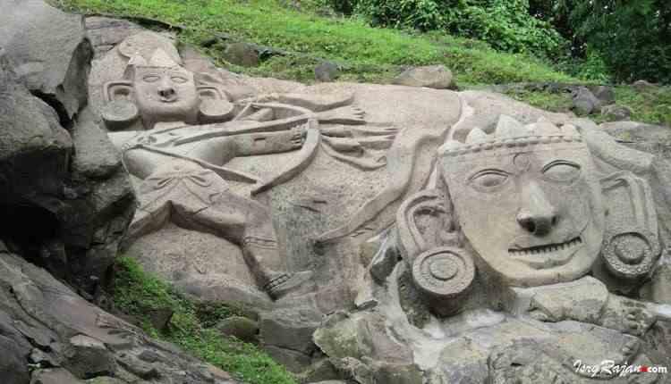 Rock Carving at Unakoti