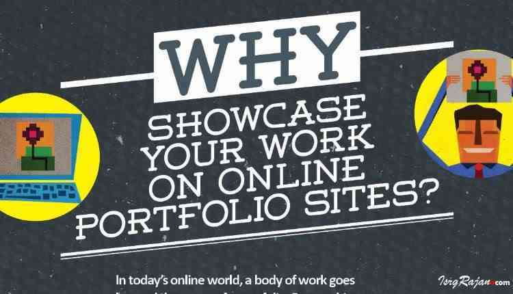 Showcase your work