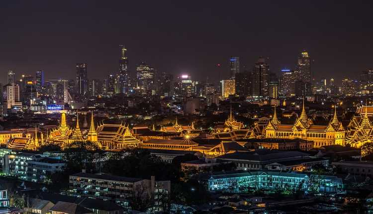 Thailand, grand palace, India, relationship