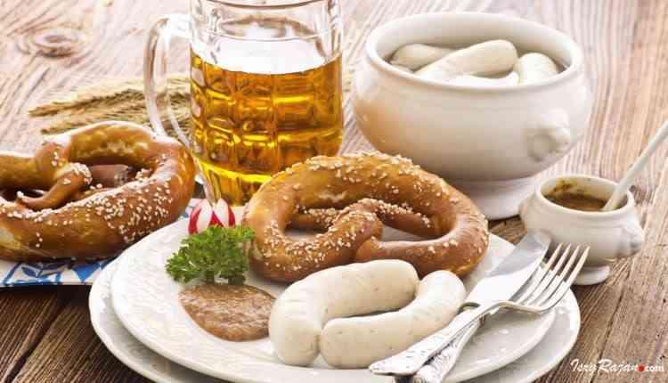 delicious Bavarian