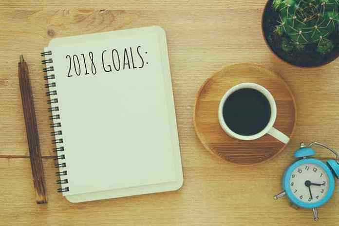 Goals for New Year