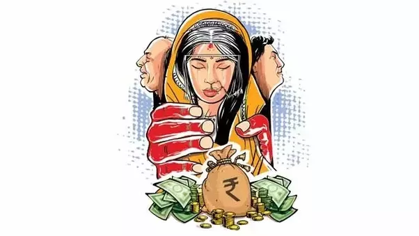 Dowry Clipart