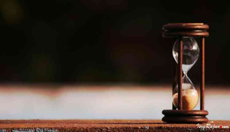 time as gift