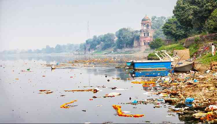 how to stop water pollution in hindi