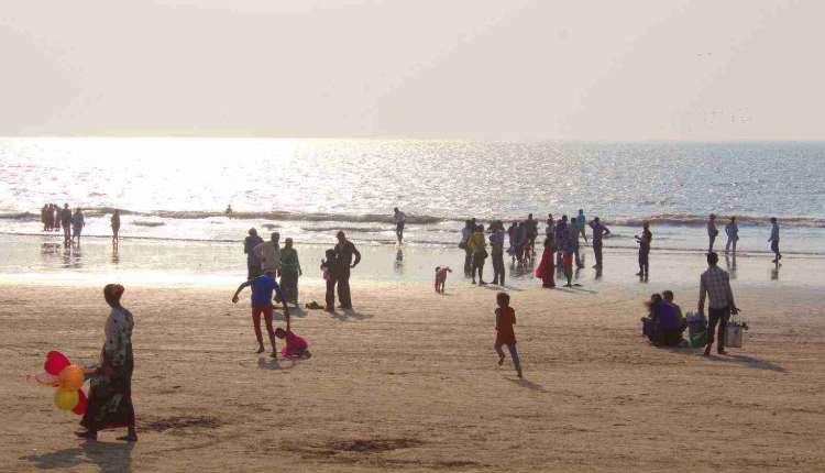 Juhu beach, Juhu Chowpatty Beach, Suburban, Mumbai, Maharashtra