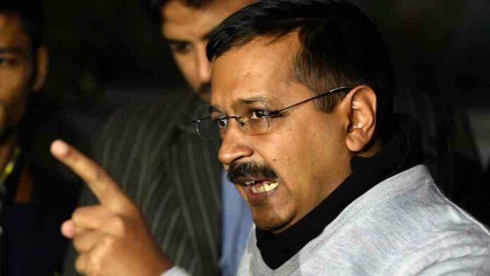 AAP Angry Kejriwal