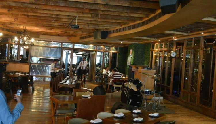 Farzi Cafe, Cyber Hub