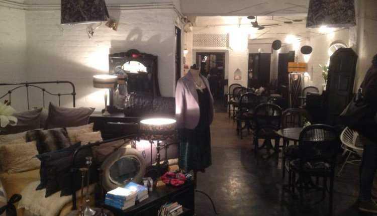 Les Parisiennes, Cafe, Delhi