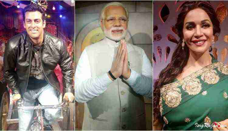 Madame Tussauds Hollywood Delhi