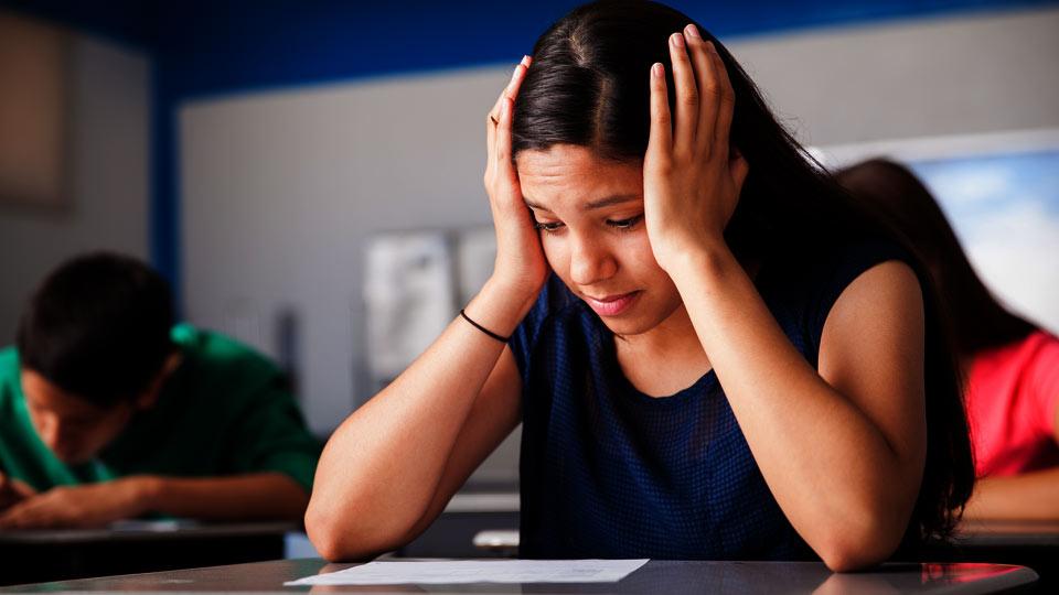 Exam Stress: Let Us Make it Fail - Isrg KB