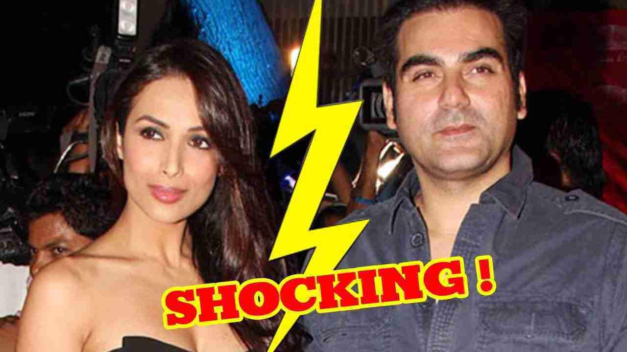 Arbaz Khan and Malaika, Breakup, Divorce