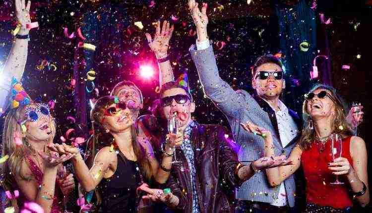 Party, Dance, Fun