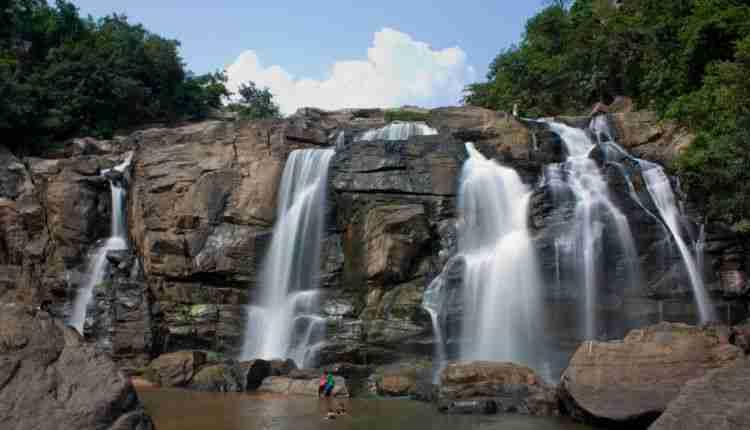 Dassam Falls, Dassam Ghagh