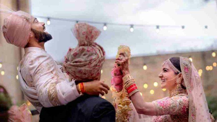 Indian marriages, Virat anushka marriage
