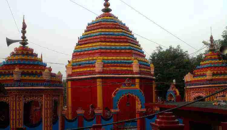 Maa Chinmastika, Ramgarh
