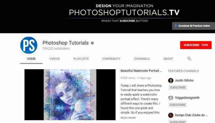PhotoshopTutorials.tv
