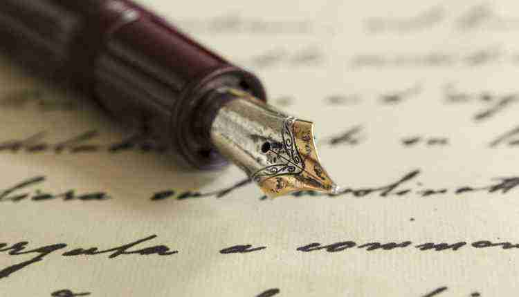 Poetry writing and recitation