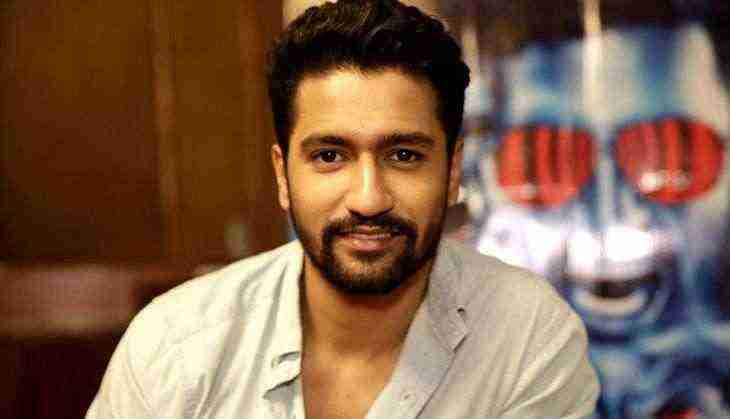 Actor in Uri Movie, Vicky Kaushal