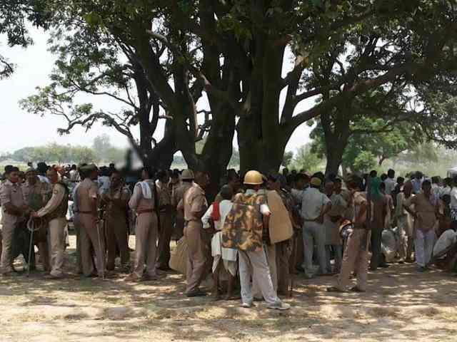 Baddaun, Uttar Pradesh Rape case