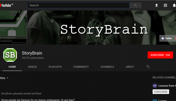 Storybrain