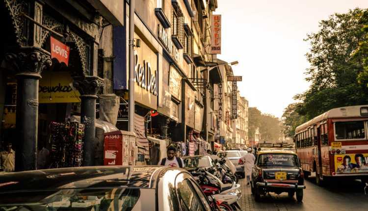 Colaba Causeway Market, Colaba