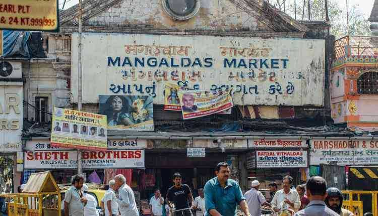Mangaldas Market, Lohar Chawl, Kalbadevi