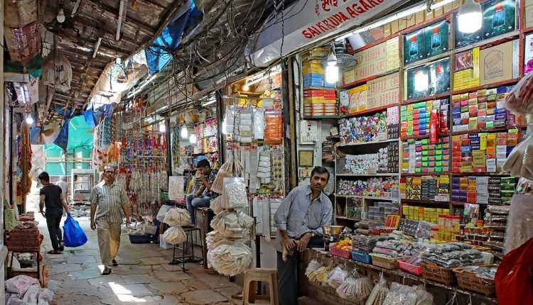 Zaveri Bazaar, Dana Bandar, Mandvi